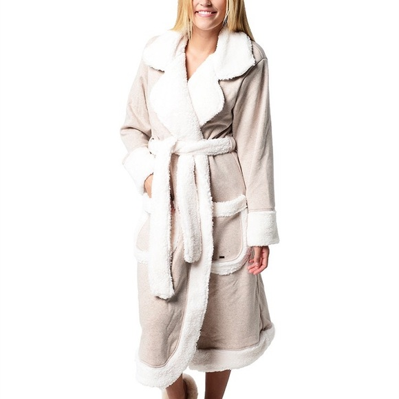 Ugg Duffield Deluxe Bathrobe 900a14e98